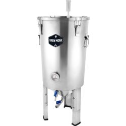Accessoires du brasseur - Brew Monk cuve de fermentation 30 L en inox