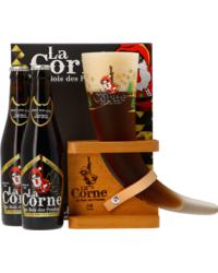 Cadeaus en accessoires - Coffret La Corne du Bois des Pendus Hiver