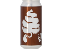 Flessen - Omnipollo / Buxton Chocolate Ice Cream Brown Ale