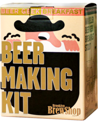 Bouteilles - Brooklyn Brew Kit Mikkeller Beer Geek Stout