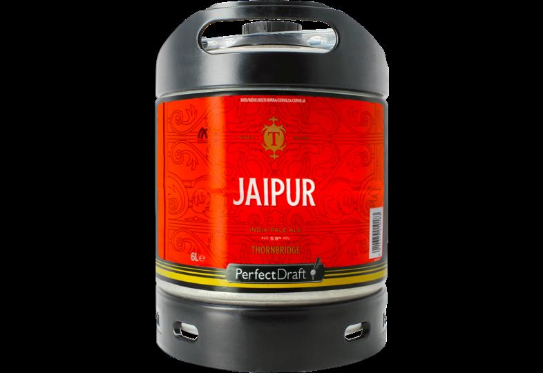 Fusti di birra - Fusto 6L PerfectDraft Thornbridge Jaipur