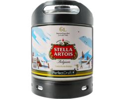 Fässer - Fût 6L Stella Artois Holidays