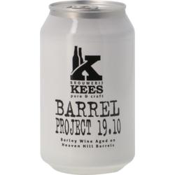 Bouteilles - Barrel Project 19.10 - Heaven Hill Barrel Aged