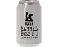 Bouteilles - Kees Barrel Project 19.11 - Knockando BA