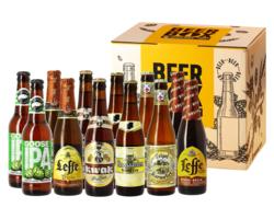 Cofanetto di birra - 12 birre, 6 stili