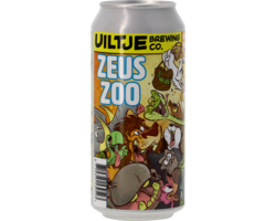 Bottled beer - Uiltje Zeus Zoo