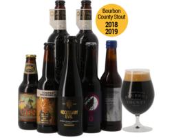 Cofanetto di birra - Pack Bourbon Madness