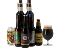 assortiments - Coffret Barrel Aged Selection