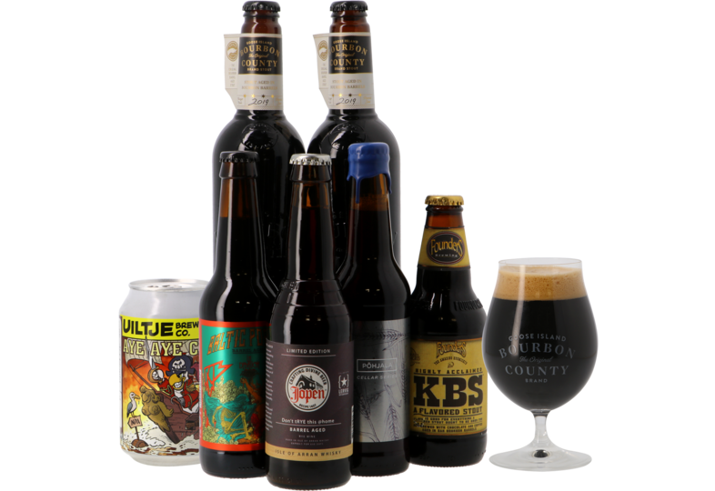 Beer Collections - Barrel Aged Selection Pack