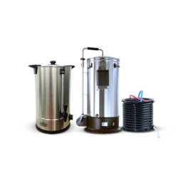 Cuves de brassage - Pack Duo Brewing System - Grainfather G30 Connect & Grainfather Sparge Water 18L