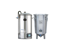 Kittlar - Brew Monk 30L + Brew Bucket 7 Gallons SS Brewtech