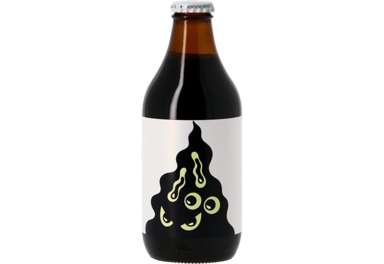 Bouteilles - Poppels / Omnipollo / All In Brewing Kokostopp Bourbon Barrel Aged