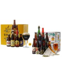 assortiments - Offre Coffret Bière Tradition + Coffret Bières de Noël