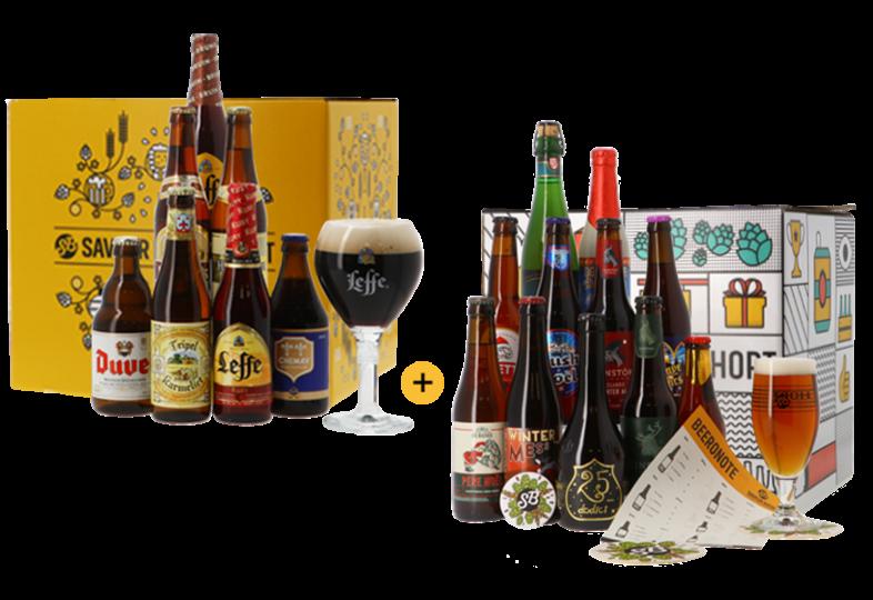 Beer Collections - Offre Coffret Bière Tradition + Coffret Bières de Noël