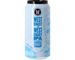 Bouteilles - White Hag / Bagby Beer Company West Coast To West Coast