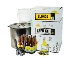 Brouwpakketten om bier te brouwen - Beer Kit Confirmé Complet Bière Blonde