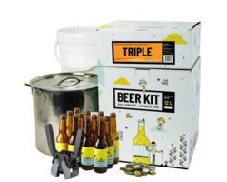 Brouwpakketten om bier te brouwen - Beer Kit Confirmé Complet Bière Triple