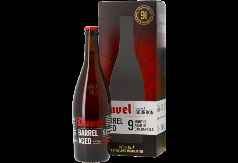 Bouteilles - Duvel Barrel Aged Batch nr. 4 - Limited Edition