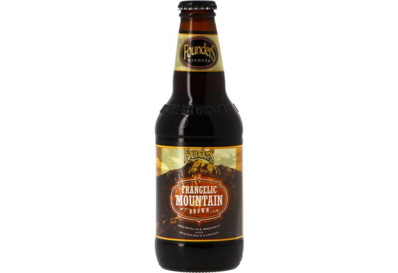Bouteilles - Founders Frangelic Mountain Brown 2019