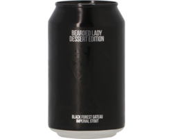 Flessen - Bearded Lady Dessert Edition - Black Forest Gateau - BA