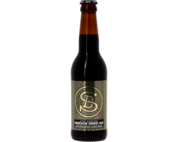 Bottled beer - Shadow Game 8 - Bison Grass and Estonian Apples - Heaven Hill BA