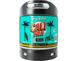 Kegs - Tiny Rebel Cali Pale PerfectDraft 6L Keg