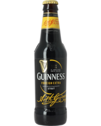 Bottled beer - Guinness Foreign Extra Stout