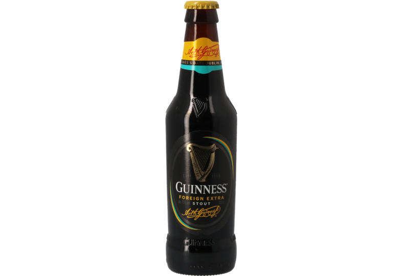 Bouteilles - Guinness Foreign Extra Stout