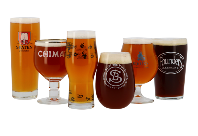 Beer Collections - Assortiment 1 verre,1 style