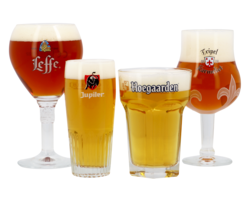 Beer Collections - Assortiment Best-sellers Verres