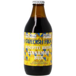 B2B - Poppels / Evil Twin Swedish Fika Biscotti Break Cinnamon Bun