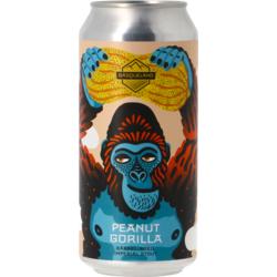 Flaschen Bier - Basqueland Peanut Gorilla