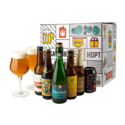 Coffrets Saveur Bière - Coffret Apéro en duo