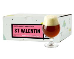 Kit à bière & Recharge beer kit - Recette Bière St Valentin - Recharge pour Beer Kit Confirmé