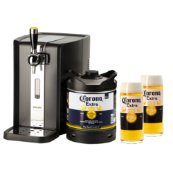 Flessen - Corona PerfectDraft 6L + Machine deal