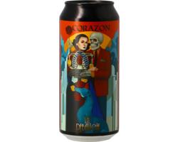 Bottled beer - La Débauche Corazon