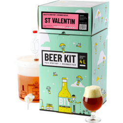 Ölkit - Beer Kit Débutant Bière St Valentin