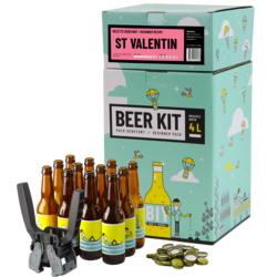 Ölkit - Beer Kit Débutant Complet Bière St Valentin