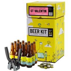 Beer Kit - Beer Kit Intermédiaire Complet Bière Ruby