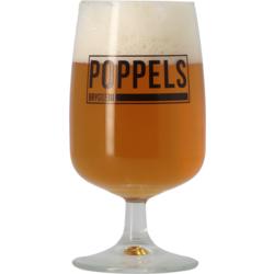 Verres à bière - Verre Poppels 25 cl