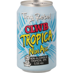 Bouteilles - Tiny Rebel Clwb Tropica Non-Alcoholic