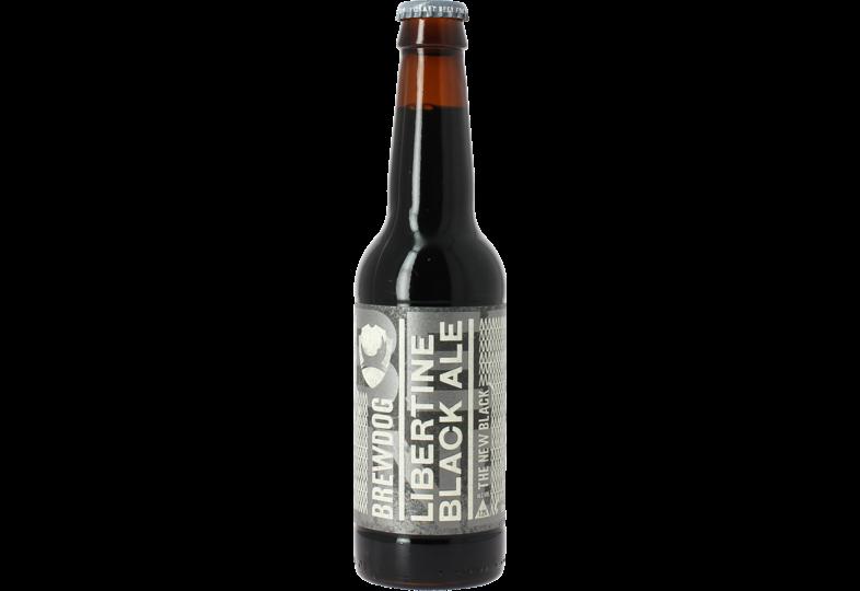 Bouteilles - Brewdog Libertine Black Ale