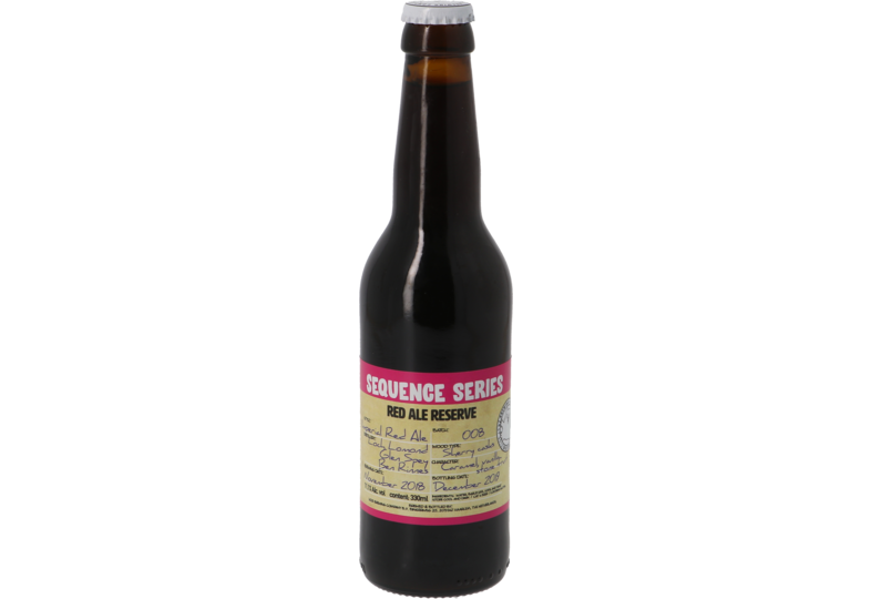 Bouteilles - Uiltje Sequence Series 008 - Red Ale Reserve