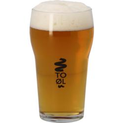 Verres à bière - Verre To Øl - 33 cl