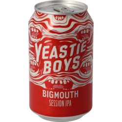 Bouteilles - Yeastie Boys Bigmouth