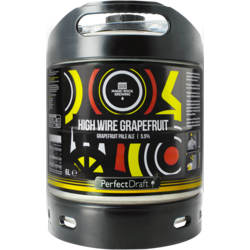 Fatöl - Magic Rock High Wire Grapefruit 6L PerfectDraft Fat