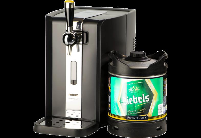 Fatöl - PerfectDraft Diebels Dispenser Pack