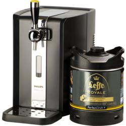 Fûts de bière - Pack Tireuse Perfectdraft Leffe Royale