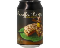 Bouteilles - La Débauche Banoffee Pie