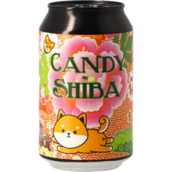 Bouteilles - La Débauche Candy Shiba